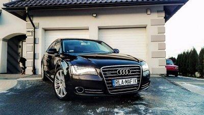 Audi A8 Lang 4.2L